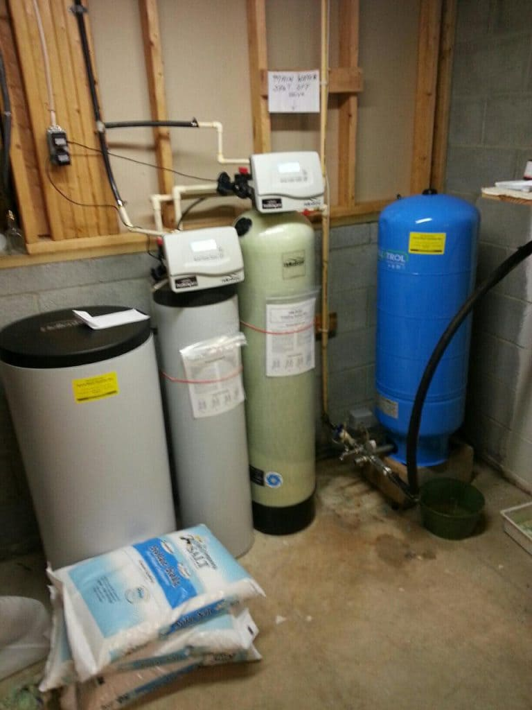 carroll county maryland water, water softeners maryland, water treatment maryland
