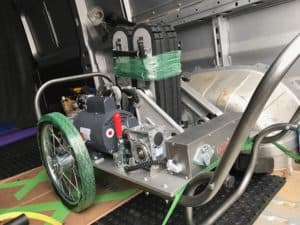 New Well Pump Pulling Machine